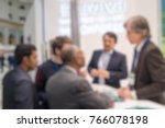 scientific forum theme creative ...   Shutterstock . vector #766078198