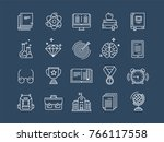 school education  university.... | Shutterstock .eps vector #766117558