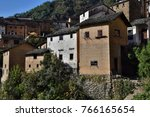 the yangchan tulou  the chinese ... | Shutterstock . vector #766165654