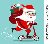 vector cartoon illustration of... | Shutterstock .eps vector #766168849