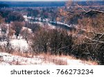 Views Of The River Desna With ...