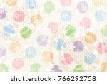 cherry blossoms new year's... | Shutterstock .eps vector #766292758