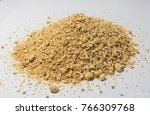 soybean meal or soyabean meal | Shutterstock . vector #766309768