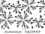 seamless background pattern in... | Shutterstock .eps vector #766339459