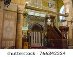 baitulmuqaddis  palestine  ...   Shutterstock . vector #766342234