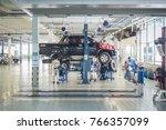 phuket  thailand   december 1   ... | Shutterstock . vector #766357099