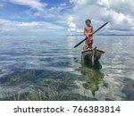 semporna  sabah  malaysia sept... | Shutterstock . vector #766383814