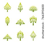 ecology icon set. eco icons... | Shutterstock . vector #766393600