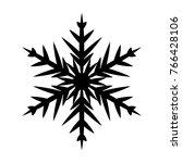 Snowflake Icon. Christmas And...