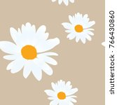 cute seamless pattern with... | Shutterstock .eps vector #766430860