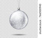 vector realistic transparent... | Shutterstock .eps vector #766500940