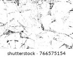 grunge black and white pattern. ... | Shutterstock . vector #766575154