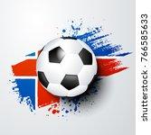 football world or european...   Shutterstock .eps vector #766585633