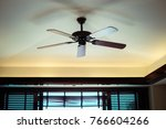 Electric ceiling fan. ceiling...