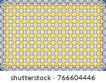 colorful horizontal pattern for ... | Shutterstock . vector #766604446