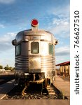 Small photo of Old Train Car Maricopa AZ
