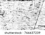 grunge black and white pattern. ...   Shutterstock . vector #766637239