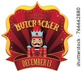 Christmas Nutcracker Retro...