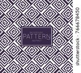 abstract geometric vector... | Shutterstock .eps vector #766678450