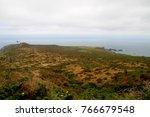 a view of isla de la plata ... | Shutterstock . vector #766679548