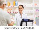 medicine  pharmaceutics  health ... | Shutterstock . vector #766708444