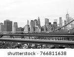 New York City Skyline From...