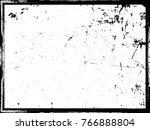 scratch grunge urban background.... | Shutterstock .eps vector #766888804