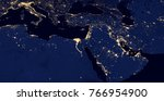 middle east  west asia  east... | Shutterstock . vector #766954900