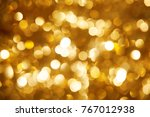 defocused ligths of christmas... | Shutterstock . vector #767012938