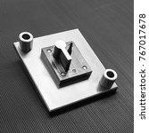 cutting mold metalworking...   Shutterstock . vector #767017678