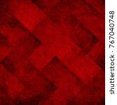 grunge red background texture | Shutterstock . vector #767040748