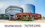burgas  bulgaria   july 02 ... | Shutterstock . vector #767091340