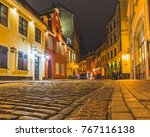 riga   latvia   october 30 ... | Shutterstock . vector #767116138