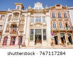 aveiro  portugal   september 26 ...   Shutterstock . vector #767117284