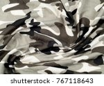 Knitted Fabric Texture. From A...