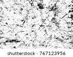 grunge black and white pattern. ...   Shutterstock . vector #767123956