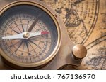 explore the world travel concept | Shutterstock . vector #767136970