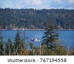 courtenay  canada   october 10  ... | Shutterstock . vector #767194558