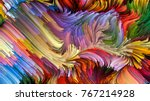 color in motion series....   Shutterstock . vector #767214928