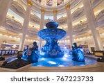 macau  china   sept 2017  a... | Shutterstock . vector #767223733
