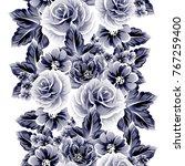 abstract elegance seamless... | Shutterstock . vector #767259400