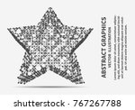 star  vector illustration for... | Shutterstock .eps vector #767267788