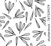 Cute Doodle Floral Pattern For...