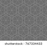 modern geometric seamless... | Shutterstock . vector #767334433