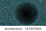 wide format abstract background ... | Shutterstock .eps vector #767347834