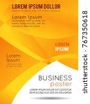 brochure design content... | Shutterstock .eps vector #767350618