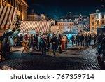 riga  latvia december 2  2017...   Shutterstock . vector #767359714