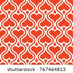 seamless repeating pattern of...