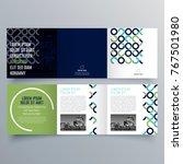 brochure design  brochure...   Shutterstock .eps vector #767501980