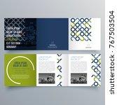 brochure design  brochure...   Shutterstock .eps vector #767503504
